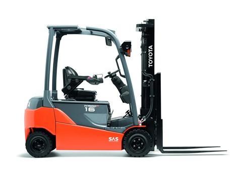 Toyota Material Handling: Toyota Traigo 48, 4 ruote 1.6t_1
